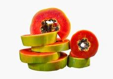 papaye Image libre de droits