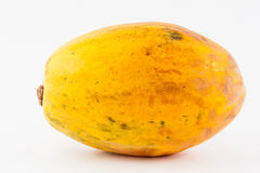 Papaye carica papaya Photo stock
