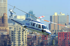 PAPD Helicopter Royalty Free Stock Photography