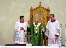 Pape Image libre de droits