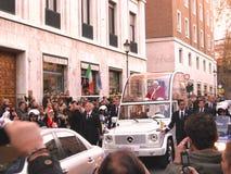 pape de Benedict xvi Photos libres de droits