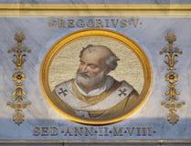 Pape Gregory V Photographie stock libre de droits
