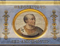 Pape Gregory VI Photos stock