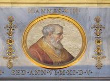 Pape John XIII photos libres de droits