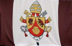 Pape Joseph Benoît XVI Photographie stock libre de droits