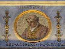 Pape Nicholas II Images stock
