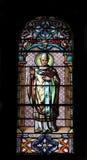 Pape Saint Lion IX images libres de droits