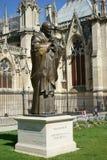 Pape Statue de Jean-Paul II Photographie stock libre de droits