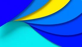 Papel abstracto Fotografía de archivo libre de regalías