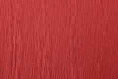 Papel abstrato da cor vermelha Imagem de Stock Royalty Free