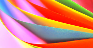 Papel abstrato do colourfull Foto de Stock