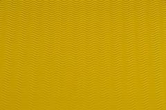 Papel amarelo do fundo Imagens de Stock Royalty Free