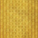 Papel amarelo velho Fotografia de Stock