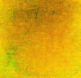 Papel amarelo vermelho Foto de Stock