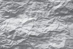 Papel arrugado Imagenes de archivo