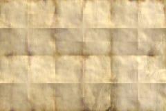 Papel arrugado Fotos de archivo libres de regalías
