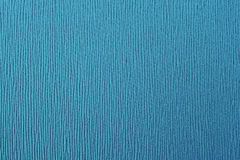 Papel azul abstrato da cor Fotos de Stock