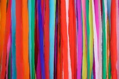 Papel coloreado Foto de archivo libre de regalías