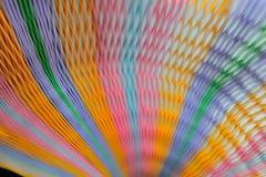 Papel colorido borrado no fundo fotos de stock