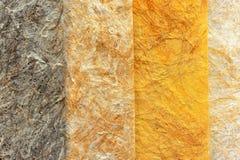 Papel colorido de la mora Fotos de archivo libres de regalías