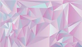 Papel cristalino stock de ilustración
