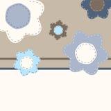 Papel da flor Imagem de Stock Royalty Free