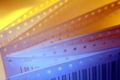 Papel da impressora Imagem de Stock
