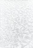 Papel de cera machacado imagen de archivo libre de regalías