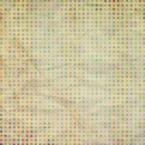Papel de desecho de la vendimia Imagenes de archivo