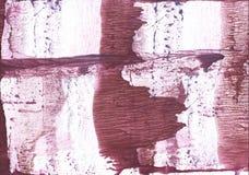Papel de desenho da lavagem colorida do Sienna fotos de stock royalty free