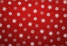 Papel de embalaje de la Navidad Foto de archivo