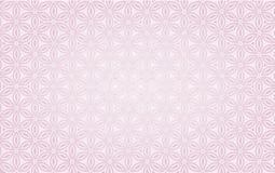 Papel de empapelar con el modelo de la tela ilustración del vector