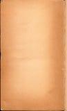 Papel de extremo decolorado de libro de la impresión del vintage Fotografía de archivo libre de regalías