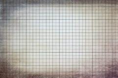Papel de gráfico Imagens de Stock Royalty Free