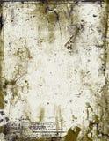 Papel de Grunge Fotografía de archivo libre de regalías