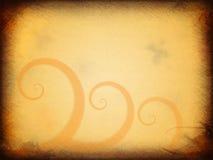 Papel de Grunge de la vendimia Imagen de archivo libre de regalías