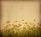 Papel de la flor Fotografía de archivo libre de regalías