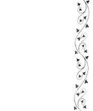 Papel de la hiedra Stock de ilustración