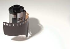 papel de la película de 35m m imágenes de archivo libres de regalías