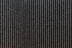 Papel de la raya negra Imágenes de archivo libres de regalías
