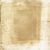 Papel de la textura de la vendimia Imagen de archivo libre de regalías