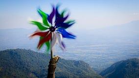 Papel de la turbina Fotos de archivo libres de regalías
