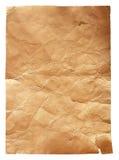 Papel de la vendimia Imagen de archivo