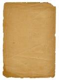 Papel de la vendimia Fotos de archivo