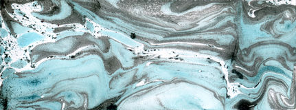 Papel de mármol Textura de mármol de la tinta ilustración del vector