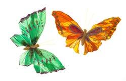 Papel de Mariposa Foto de Stock