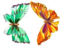 Papel de Mariposa Fotografia de Stock Royalty Free