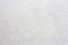 Papel de mora blanca con la línea arte tailandés Imágenes de archivo libres de regalías