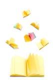 papel de nota Imagem de Stock