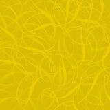 Papel de parede abstrato dourado Fotografia de Stock